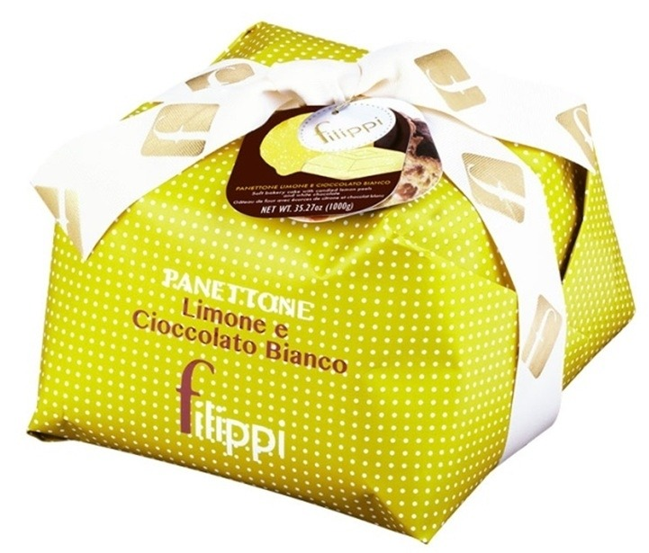 PANETTONE LIMON-CHOCOLATE BLANCO 500GR